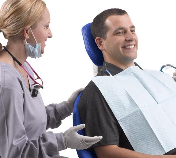 A-dec 500 Dental Chair