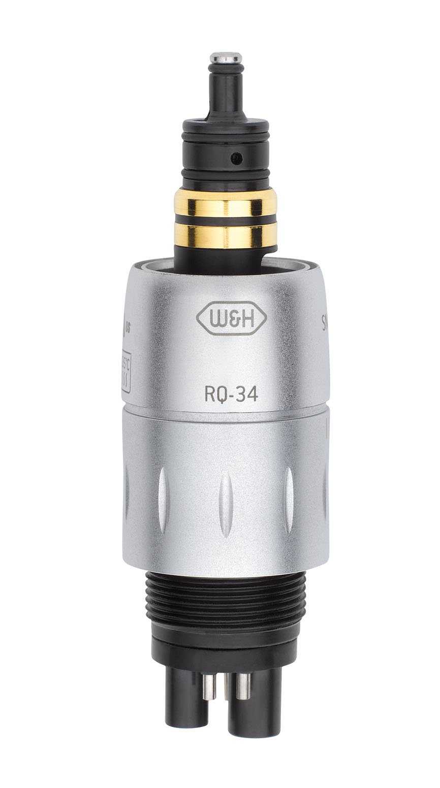WHRQ34 W&H Rotoo Quick Coupling RQ-34