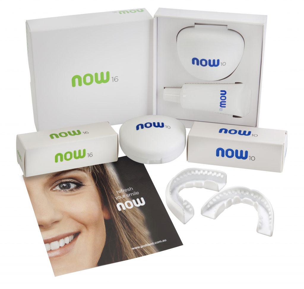 Now 16 Teeth Whitening Kit Alldent