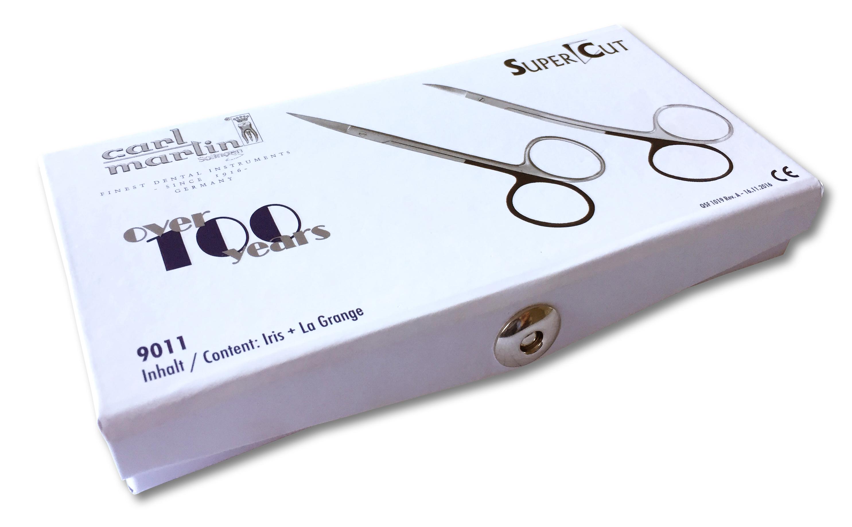MicroCentrated SuperCut Scissors Set 9011