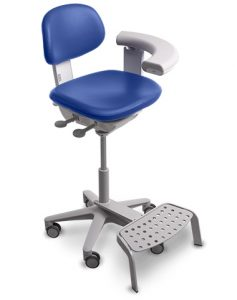 A-dec 500 assistant stool