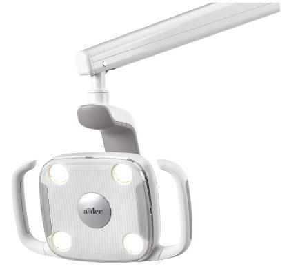 A-dec 300 dental led light