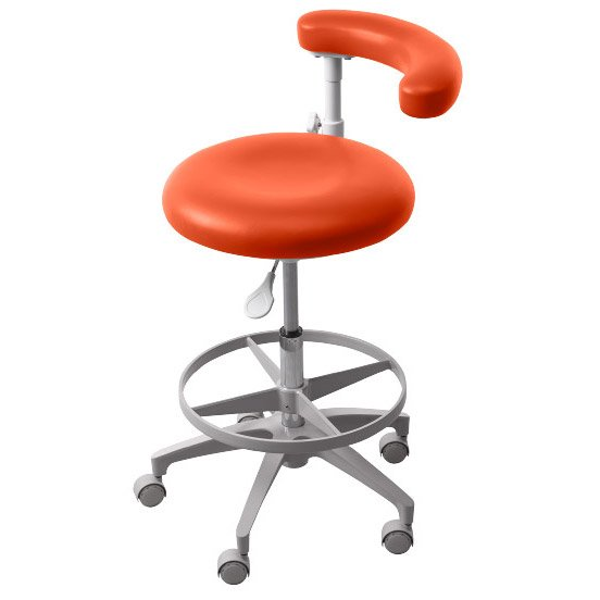 A-dec 400 Dental assistants stool