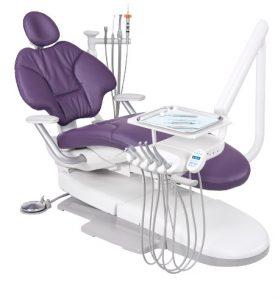 A-dec 400 dental chair