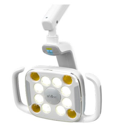 A-dec 500 dental led light