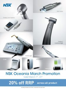 NSK Promotion March 2018