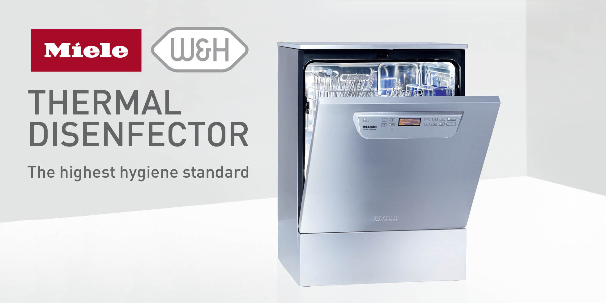 Miele Thermal Disenfector