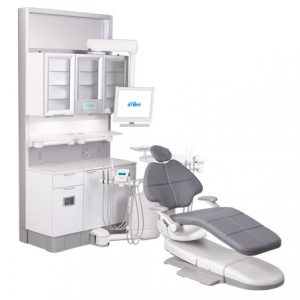 Adec-500 Dental Chair Rear Delivery System