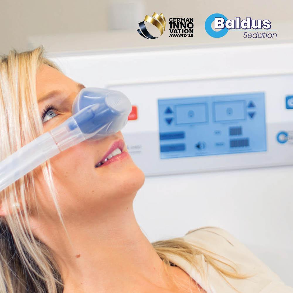 Baldus Nitrous Oxide Sedation