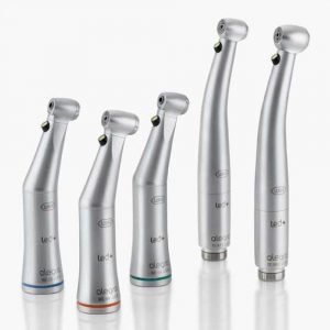 W&H Dental Handpieces